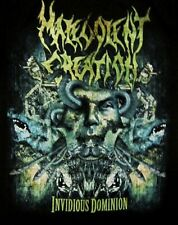 Malevolent Creation - Invidious Dominion CD
