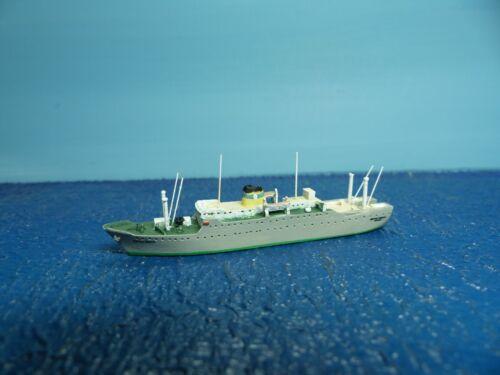 """Fischereischiff /"""" BERTHOLD BRECHT /"""" AL F 10 NEUHEIT ALBATROS Schiff 1:1250 D"""