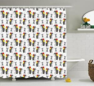 Image Is Loading Apple Fruit Pattern Shower Curtain Fabric Decor Set