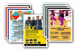 BLUR-10-promotional-posters-collectable-postcard-set-1