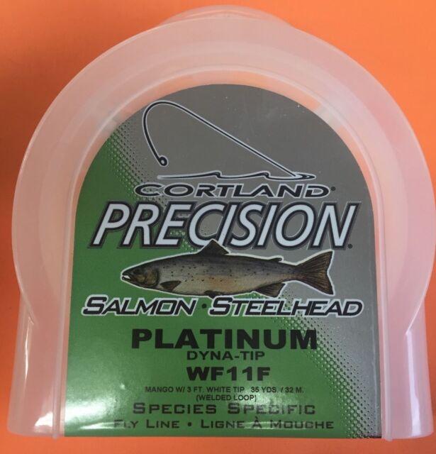 Cortland Precision Salmon-Steelhead Platinum Dyna Tip WF9F Fly Line