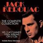 The Complete Collection * by Jack Kerouac (CD, Apr-2012, 2 Discs, Chrome Dreams (USA))