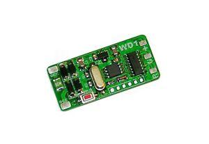 WD1-DCC-Weichendecoder-1-Fach-H0-N-TT-Z-Digital-Decoder-Magnetartikeldecoder-NEU