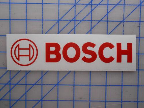 "Bosch Decal Sticker 5.5/"" 7.5/"" 11/"" Drill Saw Impact 12v 18v Battery Spark Plug"