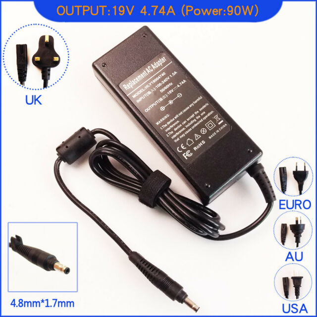 AC Power Adapter Charger for HP Pavilion DV9323EA DV9324EA Laptop