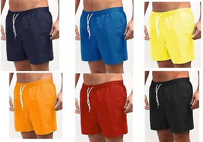 Men`s Boys Swimming Board Shorts Holiday Swim Wear Beach Summer Trunk Shorts