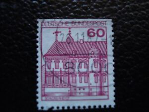 Germany-Rfa-Stamp-Yvert-and-Tellier-N-878b-Obl-A3-Stamp-Germany-E