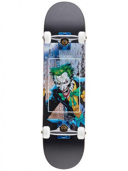 Quasi JOKER Fight Club Batman Bambini Completo Skateboard 7.25