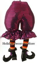 item 5 20 witch butt legs raz imports h3516141 halloween decor wreath arrangement 20 witch butt legs raz imports h3516141 halloween decor wreath
