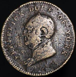 Frederick-Duke-Of-York-039-Born-1763-Died-1827-039-Medal-KM-Coins