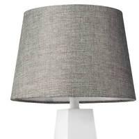 Linen Lamp Shade Gray Small - Threshold&153; on sale