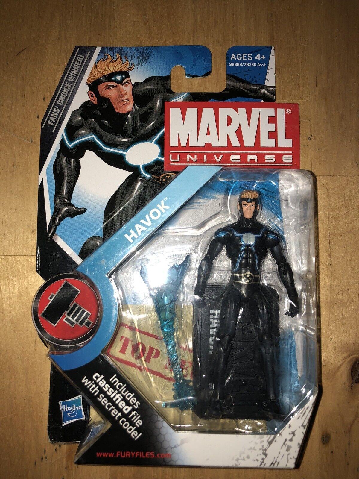 Marvel Universe HAVOC Head Band  AF MU 64