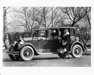 Ref. #54623 1925 Marmon Four Door Club Brougham Factory Photo