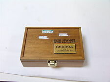 Hp 85039a Type F Calibration Kit Incomplete
