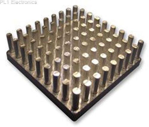 with pins Pêcheurs électronique-Je devais S 32 x 32 x 10-DEL W Square