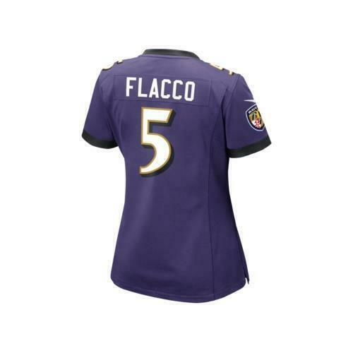 Nike Baltimore Ravens Joe Flacco NFL Jersey - Women for sale online | eBay