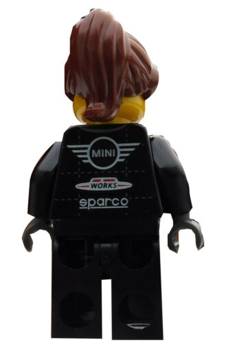 Lego Mini Mechanic Speed Champions Minifigur sc074 Figur Legofigur Neu