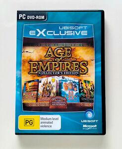 Age Of Empires Collectors Edition PC