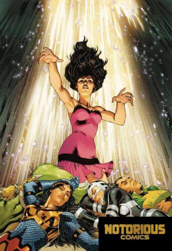 Female Furies #3 DC Comics 1st Print EXCELSIOR BIN