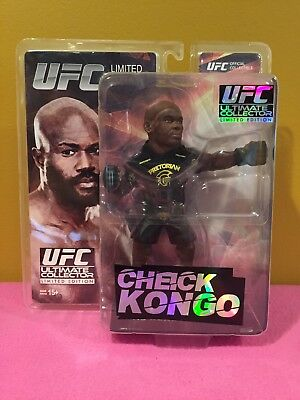 UFC CHEICK KONGO ACTION FIGURE  NEW