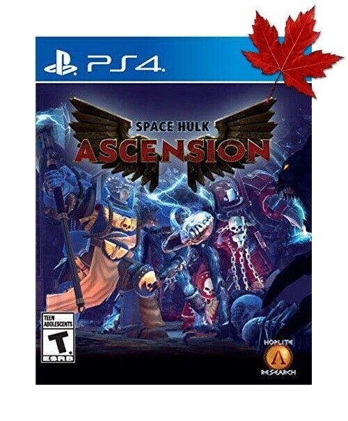 Space Hulk: Ascension - PlayStation 4