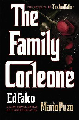The Family Corleone (2012, Hardcover)
