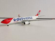 EDELWEISS AIR SWITZERLAND Airbus A330-300 1/500 Herpa 528870 A330 A 330 HB-JHR
