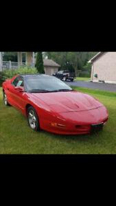 1996 Pontiac Firebird T-tops