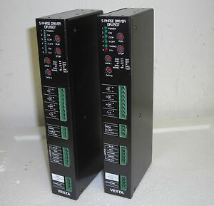 Vexta-5-phase-driver-DFU1507-lot-of-2
