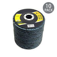 SAIT 72820 Encore Ceramic Flap Disc T29 4-1//2-7//8 36+ United Abrasives NEW