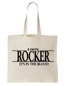 Rocker-Tote-Shoulder-Bag-Statement-Shopper-Gift-Funny-Music-Band-Rock-and-Roll