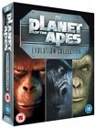 Planet of The Apes Evolution Collection 5039036049528 Blu Ray Region 2
