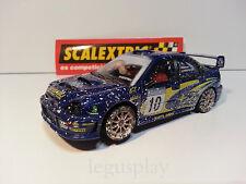 Slot SCX Scalextric Altaya Subaru Impreza WRC Makinen Nº10 Efecto Nieve Ref.6111