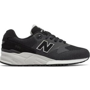 timeless design 33917 7ce8b Details about 🆕 New Balance 999 Re-Engineered, Black/White - Size 11.5  (MRL999CD)