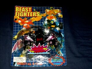 VINTAGE TRANSFORMERS BEAST FIGHTERS KO BAT-ROBOT UNPUNCHED ACTION FIGURE