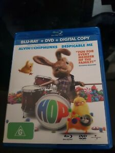 Hop-Blu-ray-2011-bluray-like-new-free-post-Russell-brand-James-Marsden