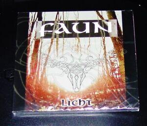 FAUN-LICHT-DIGIPAK-EDITION-CD-SCHNELLER-VERSAND-NEU-amp-OVP