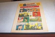 COMICS THE OVERSEAS WEEKLY 22 JANUARI 1961 BEETLE BAILEY THE KATZENJAMMER KIDS