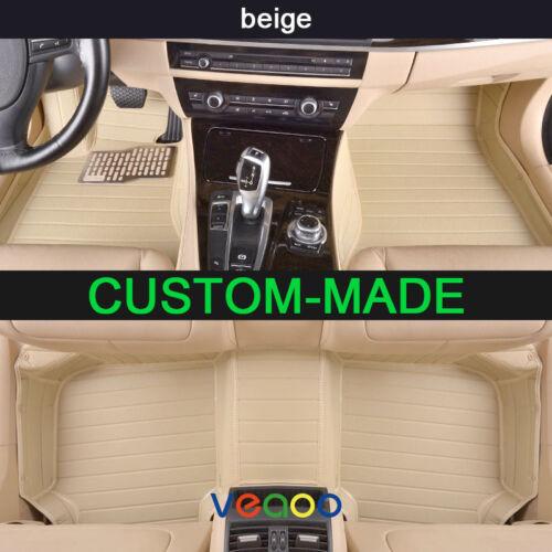 XPE Car Floor Mats for Volkswagen Tiguan 2016-2018 Waterproof Non-slip Car Mats