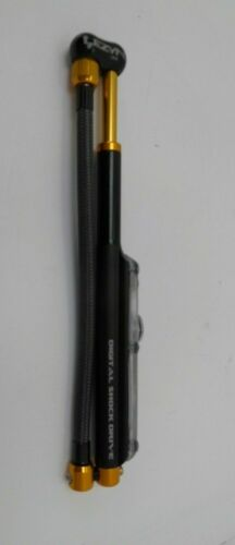 Lezyne Digital Mini shock drive pump for bicycles
