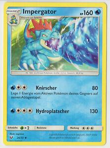 Pokemon-Schimmernde-Legenden-Impergator-20-73-Uncommon-Deutsch-Neu