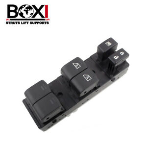 Master Window Switch Front Left 25401-ZN50C For Nissan Altima 2.5L 3.5L 2007-12
