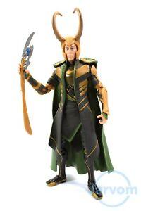 "Marvel Legends 6/"" Inch Walmart 2-Pack Avengers Corvus Glaive Loose Complete"