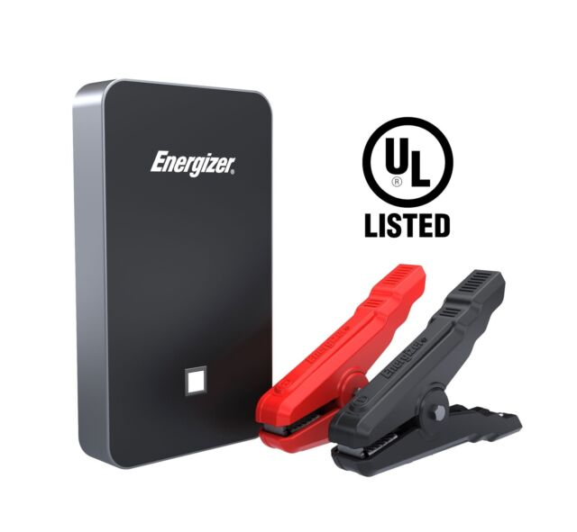 7500mah Heavy Duty Jump Starter Built In Ul Lithium Battery Portable Car Jumper
