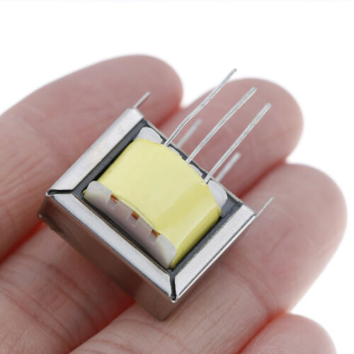 2Pcs audio output transformer 1:1 EI-19 EI19 800:800 high quality ZJP