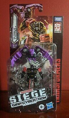 Transformers Siege War For Cybertron Spy Patrol Laserbeak Ratbat MicroMaster Set