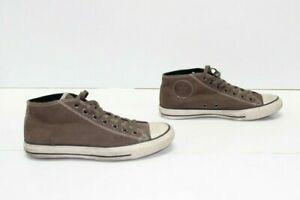 converse all star marrone alte