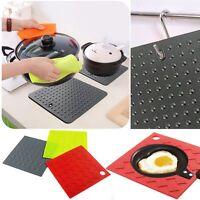 Non-stick Silicone Mat Dot Trivet/hot Pad Dish Pot Holder Cooking Heat Resistant