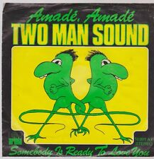 """7"""" Two Man Sound Amadi, Amadi/still to ready to Love You 70`s"""