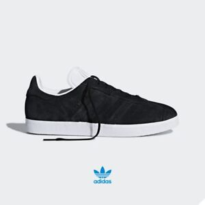 super popular b0833 34bae Image is loading Adidas-Originals-Gazelle-Stitch-Turn-Shoes-CQ2358-Athletic-